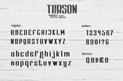 Tiirson Product Image 5