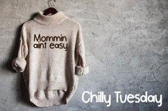 Web Font Chili Tuesdays Product Image 2
