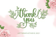 Springbee - Modern Calligraphy Product Image 6