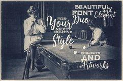 Billiard Font Duo Product Image 3
