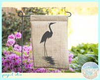 Birds In Water Silhouette Bundle Svg Dxf Eps Png PDF Product Image 2