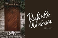Rosela   Beauty Natural Script Font Product Image 4