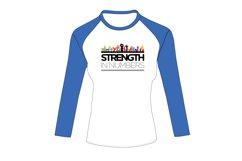 Raglan Women's Short Sleeve Shirt - Vector Mockup Template Product Image 5