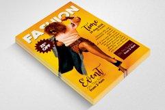 Fashion Promotion Flyer Product Image 2