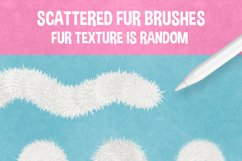 30 FAUX FUR BRUSHES FOR PROCREATE 5 Product Image 6