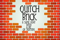 ZP Quitch Brick Product Image 1