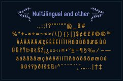 Scarytale - vintage multi-layered font Product Image 2