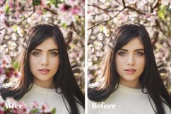 20 PINK BLOSSOMS Photoshop Overlays Product Image 2