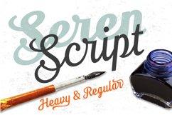 Seren Script Product Image 6