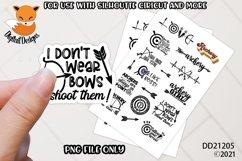 Archery Sticker Bundle Product Image 1