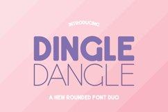 Dingle Dangle Font Duo Product Image 1