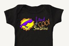 Summer SVG designs, Sunshine SVG, Summer SVG files Product Image 2