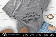 Mother's Day SVG Bundle | Mom Quotes Shirt Bundle Product Image 16