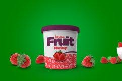 Ice Cream Cup Mockup Product Image 4