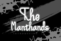 The Manthands Product Image 1
