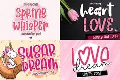 BIG BUNDLE - Seasonal Crafting Font Collection!! Product Image 4