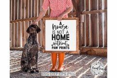 Dog Bundle | Home Sign Svg Files and Cut Files For Crafting Product Image 4
