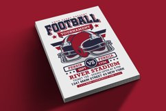 American Football Tournament Product Image 2