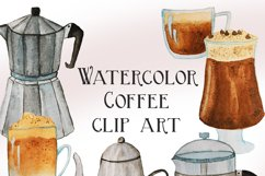 Coffee Clip Art Product Image 1