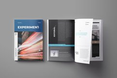 Experiment Indesign Template Product Image 1