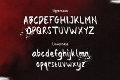 Wrong - Gothic Brush Font Product Image 3