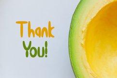 Calm Avocado - Font Duo Product Image 9
