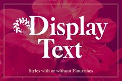 Botany Font Family Product Image 3