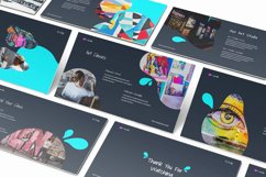 Art Gallery Keynote Template Product Image 6