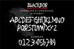 BLACKBOR Product Image 5