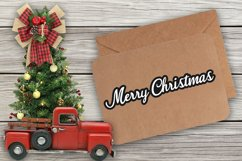 3 Merry Christmas Print & Cut Files Product Image 3