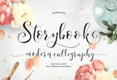 Storybook Calligraphy Product Image 1