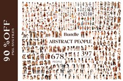 Abstract people bundle Product Image 1