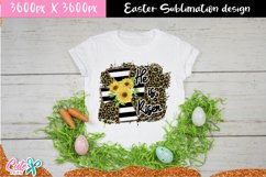 He is risen Sublimation with Cross Designs Product Image 2