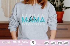 Mother's Day SVG Bundle, Mom -Mama SVG Bundle Product Image 2