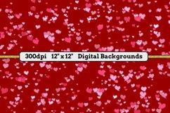 "12 Designs - 12"" x 12"" - Mini Hearts Product Image 4"