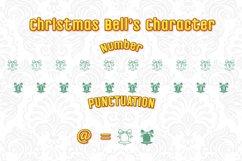Christmas Bell Display Font Product Image 3