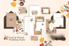 Leaf & Floral Wedding Suite Product Image 1