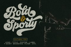 Groovy - Retro Font Product Image 3