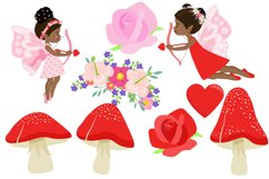 Valentine, African American Fairies, Valentine Fairies Product Image 3