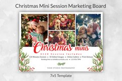 Christmas Mini Session Template Product Image 2