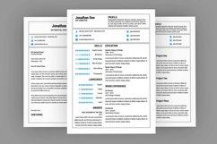 Dominate Resume Designer Product Image 1
