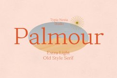 Palmour Product Image 1