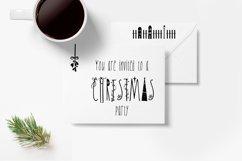 JINGLE FONT - a Christmas Typeface with Bonus DOODLES Product Image 2