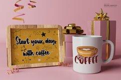 Caramel latte - Bold Handwritten Font Product Image 7