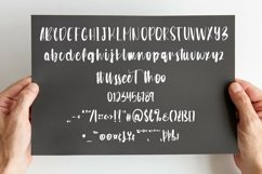 Web Font Softwood - Quirty Script Font Product Image 4