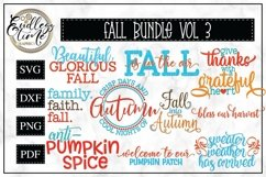 An Exceptionally Huge Fall Bundle | 6 Bundles In 1| 76 SVGs Product Image 4
