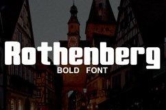 Rothenberg Bold Product Image 1
