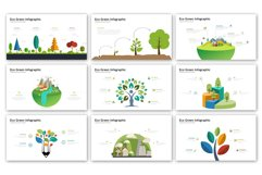 Eco Vector Presentation - Infographic Template Product Image 2