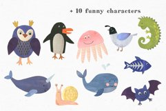 Papercut Animals Clipart Product Image 6