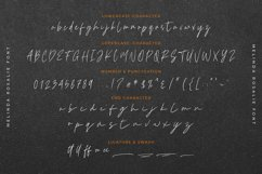 Melinda Rosalie - Signature Handwritten Font Product Image 9